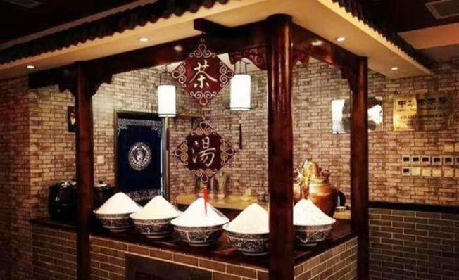 茶汤李拥有多家店面。 (取材自央广网)