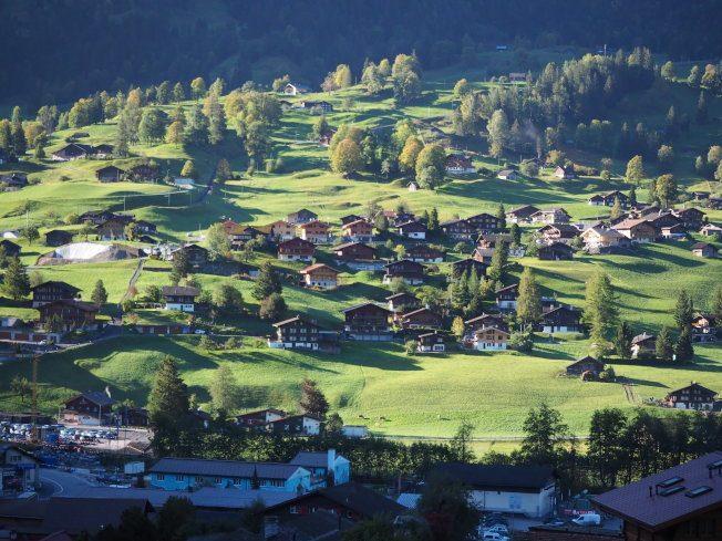 登歐洲之巔少女峰 瑞士…讓人愛上她