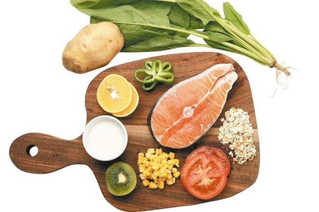 地中海式的飲食,其實就是結合五行均衡觀念的飲食。(本報資料照片)