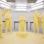 美國現象|奶油雕像 道出酪農業寒冬