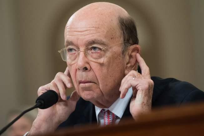 商務部長羅斯的言論,被說是21世紀版本的「何不食肉糜」。(Getty Images)