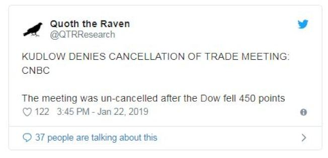 Raven Research的推文。(推特)