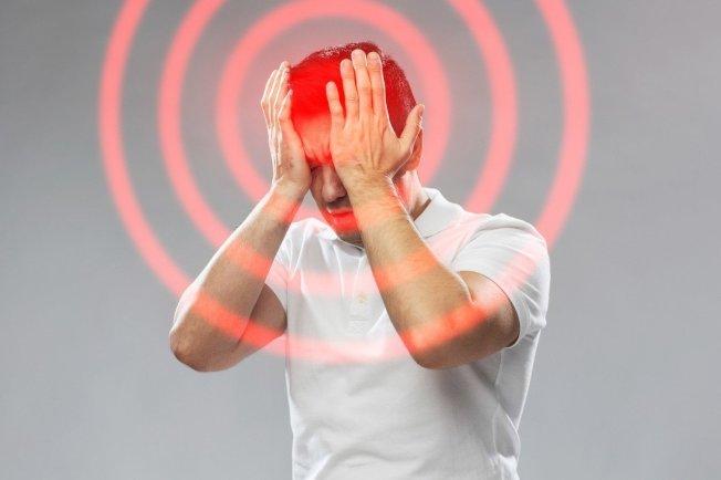 高血壓是導致出血性腦中風最主要原因。(取材自Ingimage)
