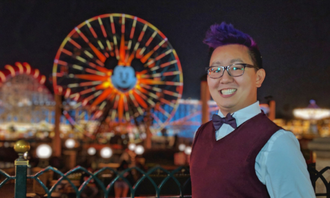 Twitch影音串流社區名氣響亮的亞裔湯瑪斯‧張也在超級盃周末針對雛妓進行的誘捕作業中被捕。(取材自Twitter)