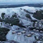 你看到雪了嗎? 灣區史上雪最大的2月5日