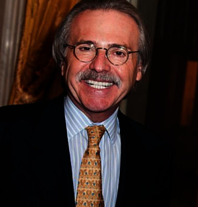 AMI總裁David Pecker。 (Getty Images)