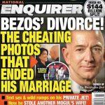 國家詢問報揚言公開裸照 貝佐斯公布主編電郵 指控勒索