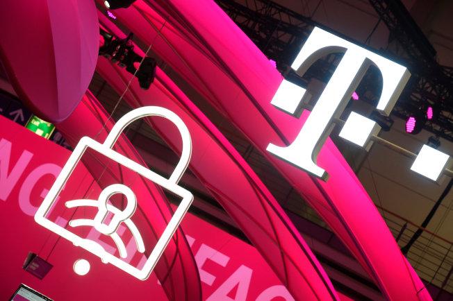 德國電信(Deutsche Telekom)尚未決定是否使用華為設備。(路透)