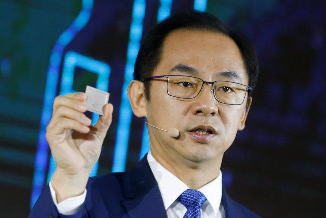 丁耘表示,華為公司從未使用其設備協助間諜活動。(路透)