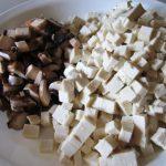 料理功夫|香椿蘑菇豆腐
