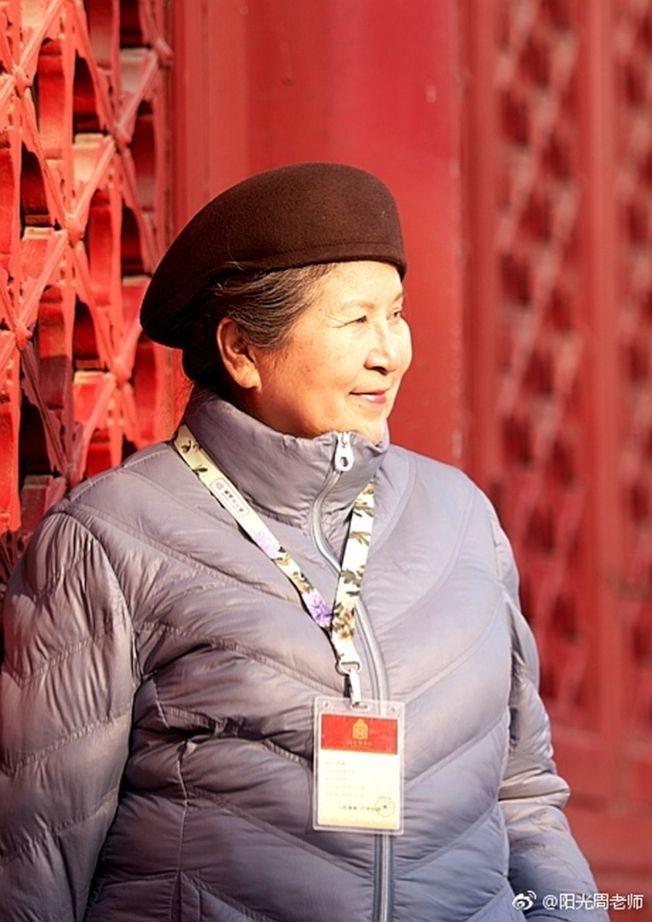 北京故宫人气讲解员「奉旨退休」