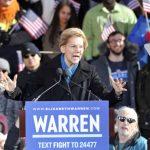 華倫宣布選總統! 民主黨重量級女參議員 力挺勞工不提血統
