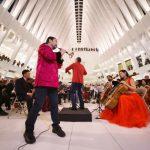 亞文樂團世貿演出 中西合奏迎新春