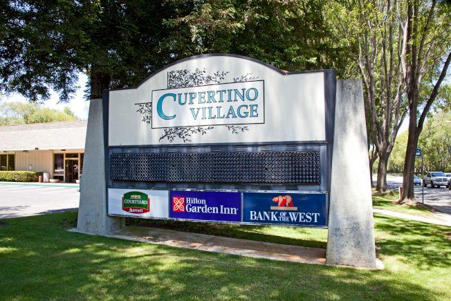 鮑選耀曾開發中信廣場,非常成功;後來易手,改名為Cupertino Village。(Sand Hill Property提供)