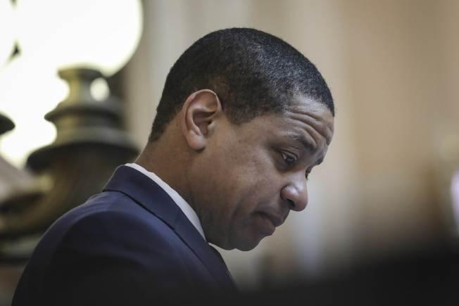 維州民主黨領袖逼迫遭到性侵指控副州長費爾法克斯辭職,否則要提彈劾案。(Getty Images)