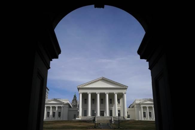 維州政壇幾大巨頭同時身陷醜聞,圖為維州州議會大廈。(Getty Images)