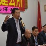 楊安澤參選總統:亞裔能在各領域競爭