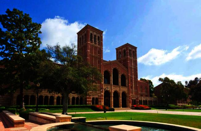 UCLA不追蹤學生的上網行為。(取自UCLA官網)