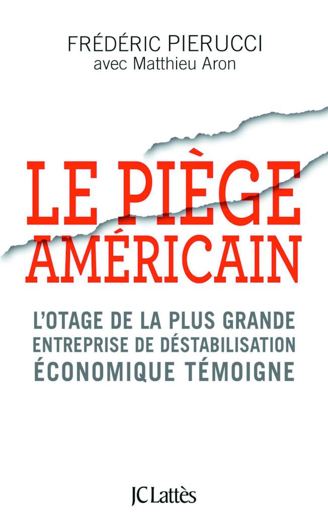 皮魯奇著作「美國陷阱」。(取材自amazon網站)