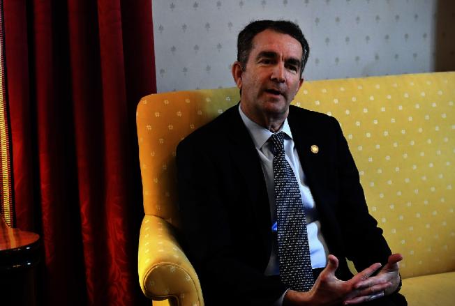 維州州長諾譚10日受訪表示不會辭職。圖為日前諾譚受訪。(美聯社)