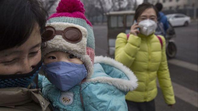 報告顯示,氣候變遷可能使人類病情惡化,提早結束生命。(洛杉磯時報)