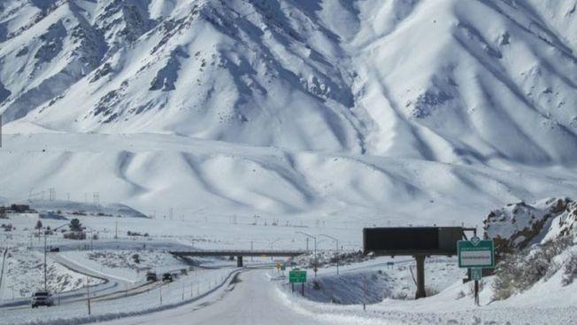 南加州未來一周出現一系列風暴系統,降雪量增。(洛杉磯時報)