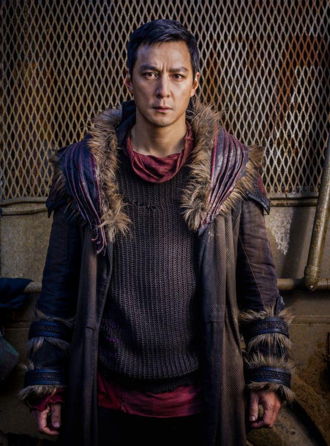 吳彥祖主演的美劇《荒原》播出第三季的下半部分後將被砍。(取材自豆瓣電影)