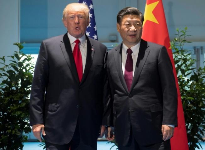 康威稱川習兩人將很快碰面。(Getty Images)