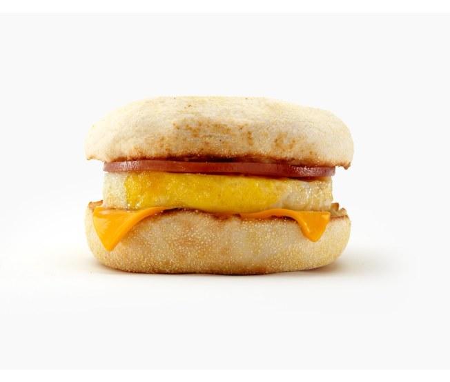 麥當勞自1971年以來一直是早餐市場的領導者。(麥當勞)