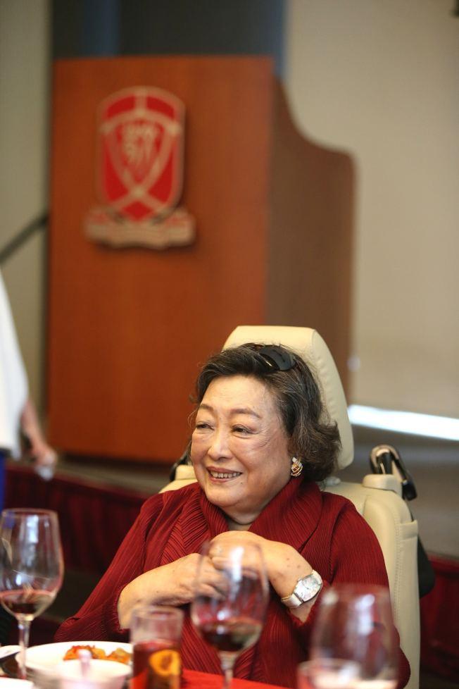 香港知名水餃品牌「灣仔碼頭」創辦人、人稱「水餃皇后」的臧健和11日逝世,享年73歲。(取材自香港中文大學)