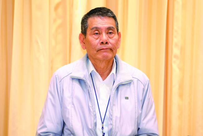 華航機師罷工昨晚第二次勞資協商破局,華航總經理謝世謙(圖)指對應方案已盡最大善意。(記者葉信菉/攝影)