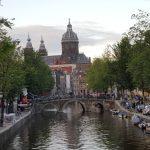 阿姆斯特丹的彩色譜