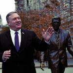 龐培歐訪匈牙利:別用華為 否則難與美國合作