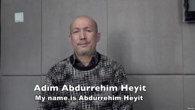 维族音乐家「生死门」 土耳其说死了中国马上证明活着