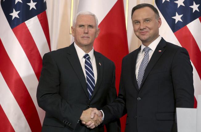 潘斯赞波兰致力保护电信业不让中国插手