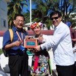 台聲合唱團 遊輪宣揚台灣文化