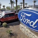 福特召回150萬輛F-150與林肯車
