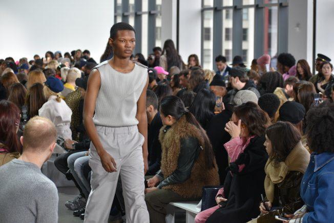 羅禹城秋冬時裝秀 訴說80年代奢華老紐約風尚