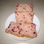 芝麻蔓越莓牛奶麵包