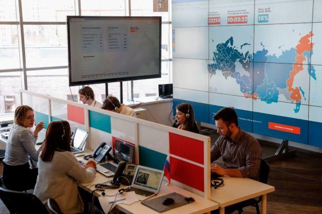遠距上班打破傳統辦公室的上班模式。(Getty Images)
