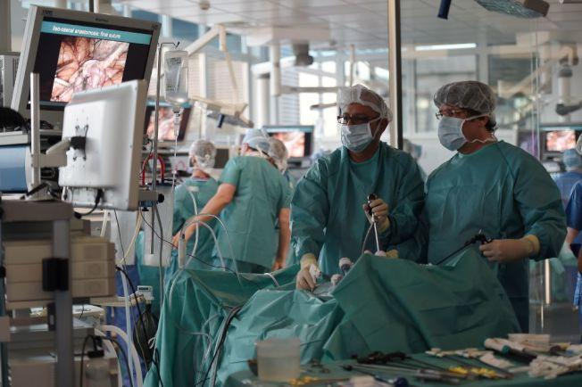 醫師助理是醫師主要支援。(Getty Images)