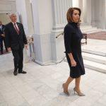 「一位絕望的總統緊抓權力」民主黨領袖批川普對憲法施暴