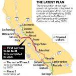 矽谷:加州應建雙谷高鐵