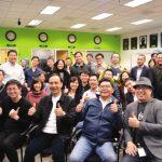 朱立倫對談台灣科技人:要有開放的心