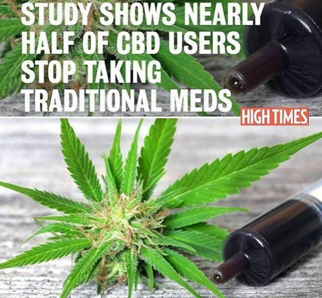 大麻產品夯 CBD成主流 零售業競相投入