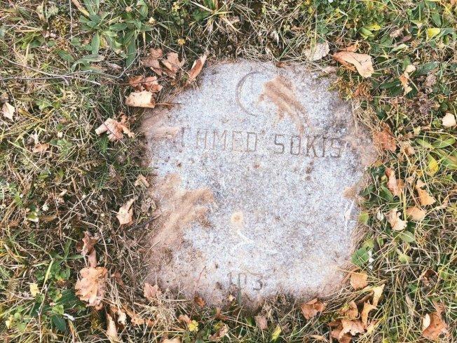 維也納的一戰將士墓園。(龍應台/攝影)
