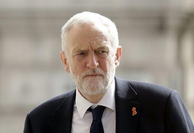 脫歐問題引爆分裂 七名英國工黨議員集體退黨