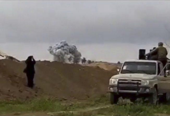 CNN:逾千IS戰士攜2億美元逃入伊拉克