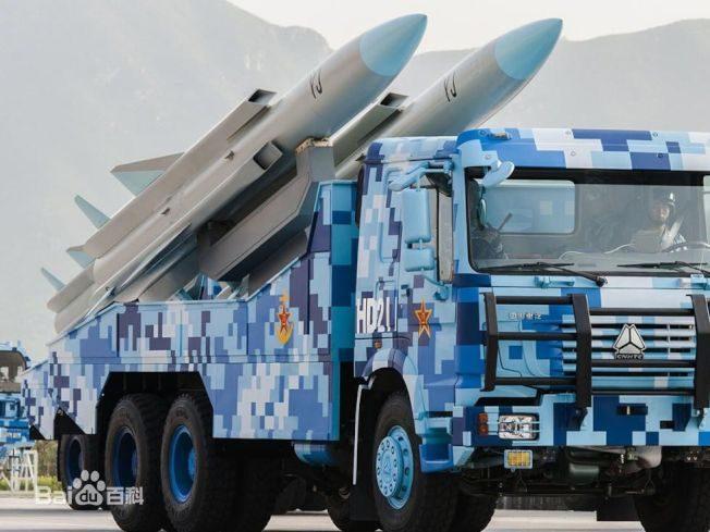 中國鷹擊12飛彈 已量產服役