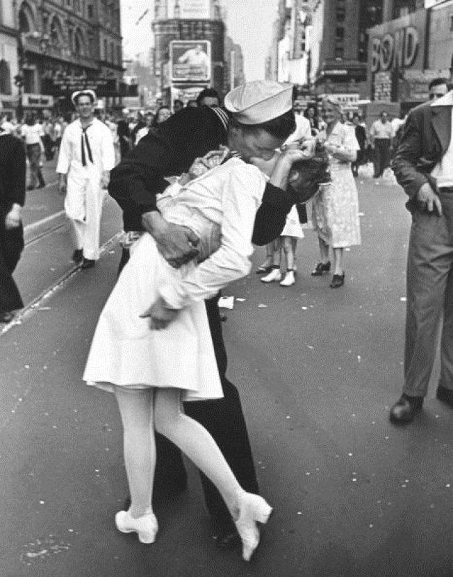 勝利之吻水兵辭世 名照長留人間